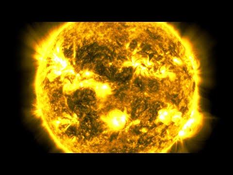شاهد ناسا تعرض فيديو مُذهلًا يُظهر التغيُّرات التي جرت على الشمس
