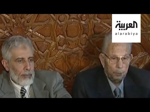 شاهد الأمن المصري يلقي القبض على محمود عزت مخزن أسرار الإخوان